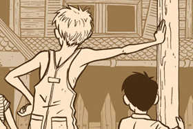 An illustration of goodness in to kill a mockingbird