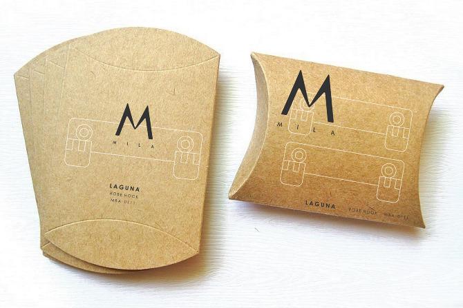 Mila International - Packaging Design : Graphic Design : Branding ...