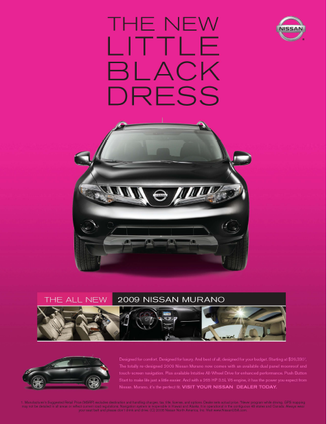 Image Gallery New Car Ads
